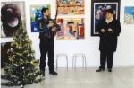 6. ZIMNÝ SALÓN GALÉRIE ARDAN, 3. december 2004