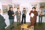 Alexander SZABÓ výber z maliarskej tvorby k nedožitým 80. narodeninám, 8. december 2001