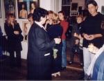 4. ZIMNÝ SALÓN GALÉRIE ARDAN VENOVANÝ 10. VÝROČIU OTVORENIA GALÉRIE, 3., 4. a 5. október 2002
