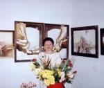 Eva KYSELICOVÁ: OBRAZY, 28. apríl 2000