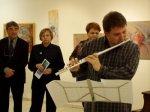 Výstava Eva B. LINHARTOVÁ: FARBY A ČAS