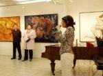 Výstava Igor PIAČKA: BOJE A OBJATIA, maľby a grafiky, máj - jún 2007