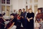 Vernisáž GALERIE Z RUKY, 12. jún 1992