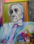 Portrét učiteľa V. F.
