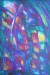 Okná katedrály