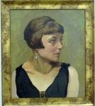 Portrét neznámej slečny