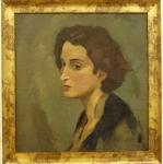 Portrét neznámej ženy