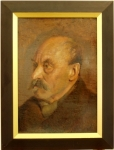 Portrét starého muža