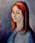 Portrét študentky