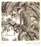 Ex libris V. Bogdanov